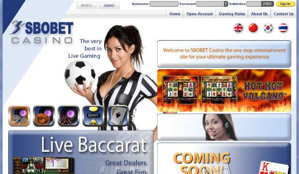 Agen casino sbobet yang banyak pemainnya